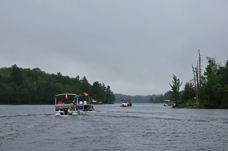 July 1, 2017 - Black Lake Flotilla 003