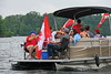 July 1, 2017 - Black Lake Flotilla 134