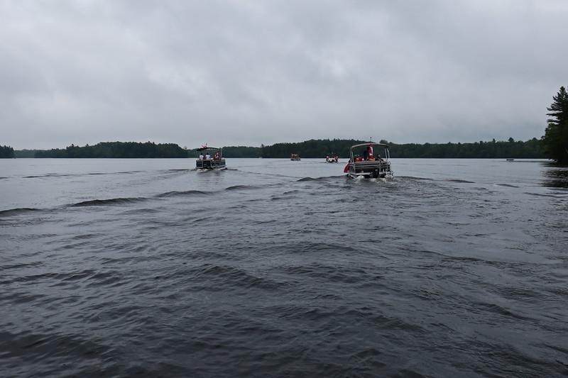 July 1, 2017 - Black Lake Flotilla 095
