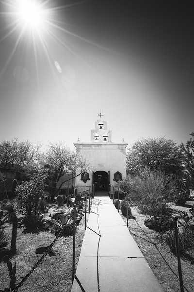 Small Chapel Outside of Mission