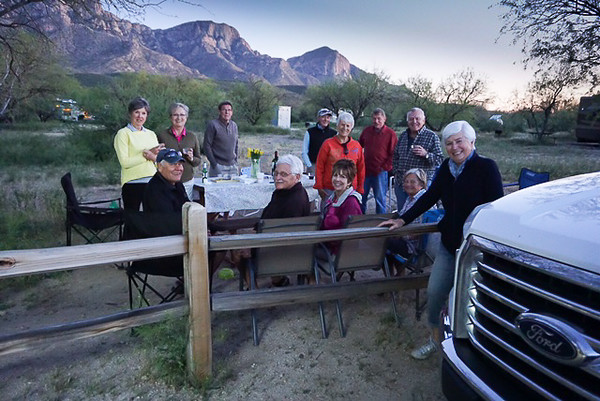 The Ridgway-Arizona Connection