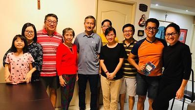 2018 Aug 25: K2 Bukit Panjang