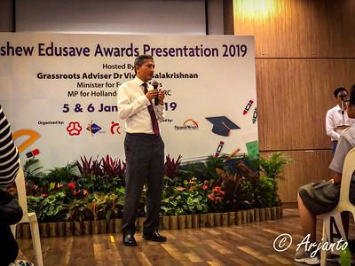 2019 Jan 5: Matt's Edusave Awards