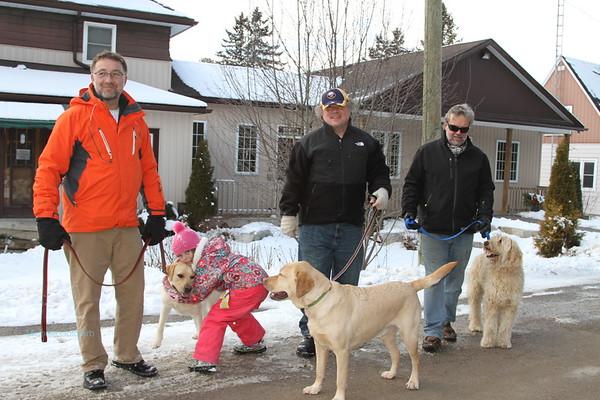 February weekend in Ontario