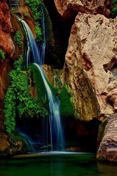 Falls Elves Chasm