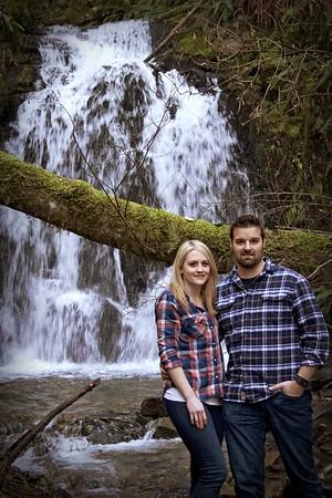 Brian & Jen Engagement