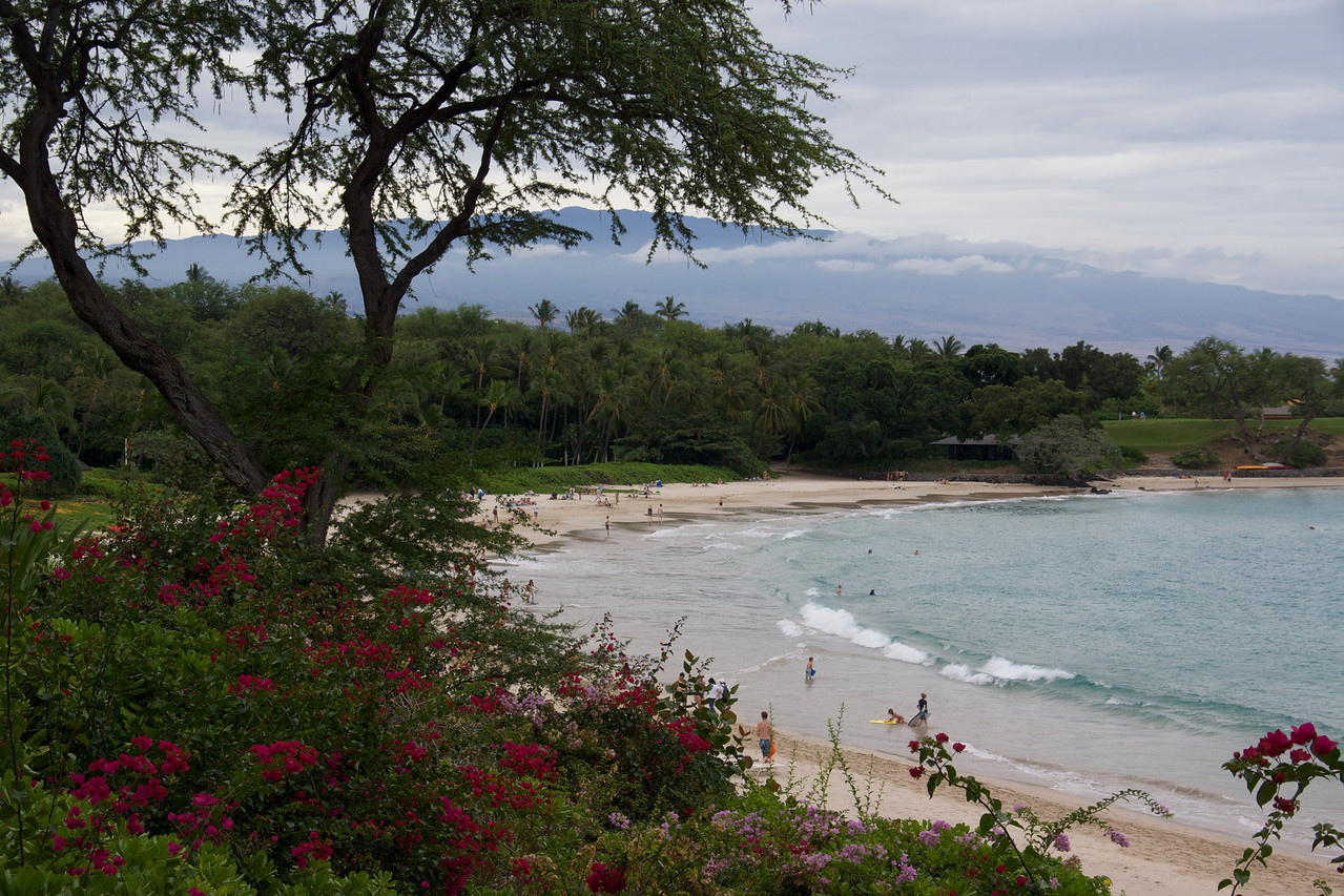 The Mauna Kea Beach