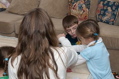 Rosen 2010 Hanukkah Party