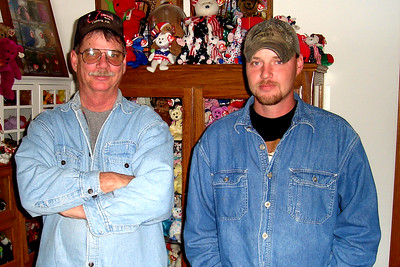 Arthur Jr and Gary Stennett