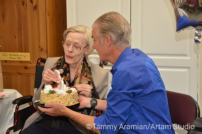 Lee Ann 80th Birthday