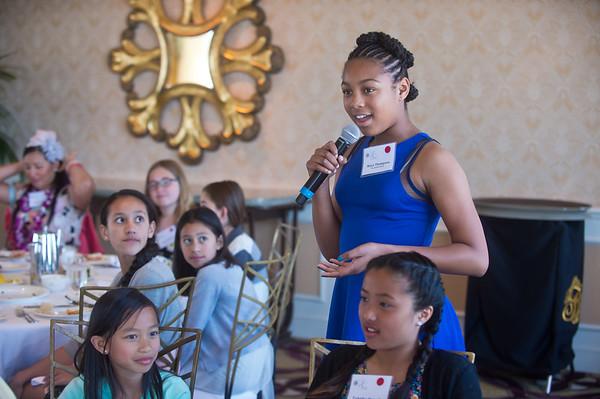 2014 Tea & Conversation: SF First Lady Anita Lee and Noosheen Hashemi