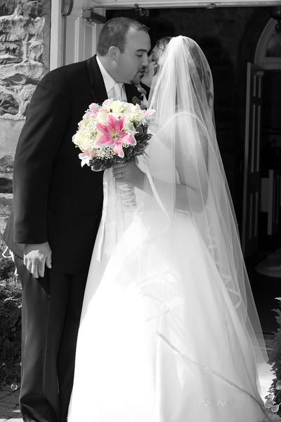 Christine & Mark's wedding July 6, 2007