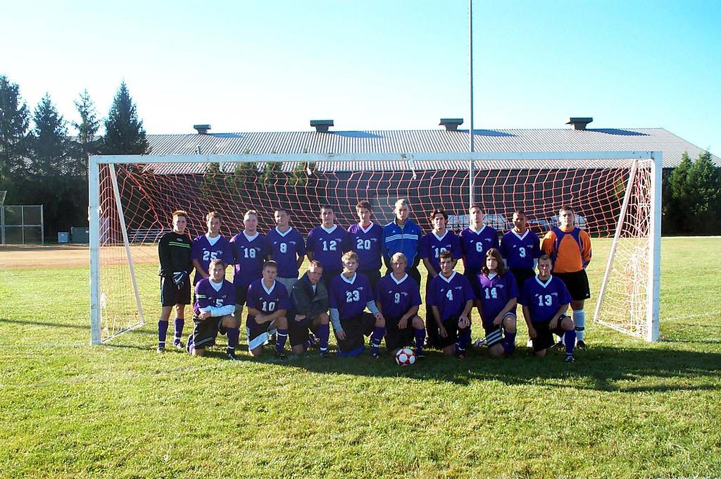 9/15/2001 ECU Club Soccer @ VA Tech Tournament