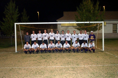 11/2/2001 ECU Club Soccer photo at the North Carolina Club Soccer State Championship hosted by ECU.  Chris Kennedy, Justin Lucas, Garrett Cobb, Brian Kennedy, Kevin Smith, JG Ferguson, Steven, Frank, Bill Hancock, Chris Webster, Jeff Ainsworth, Andrew Sterner, Joey Parker, Tyler Mutz, Justin Dordick, Jon Deutsch