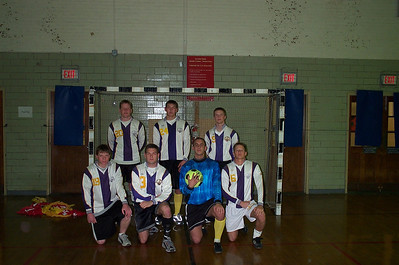 3/26/2001 Indoor Soccer  Jon Deutsch, Justin Lucas