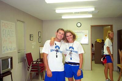 7/31/2001 Kings Dominion Lifeguarding  Jon Deutsch, Sam