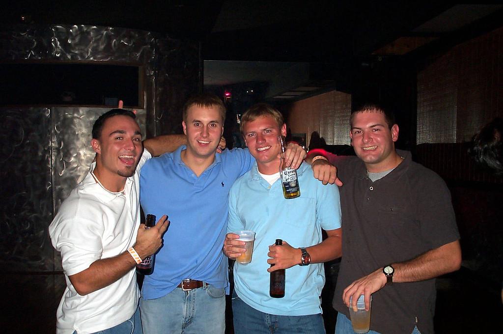 8/20/2004 Chris Webster, Chris Bowling, JG Ferguson, Jon Deutsch.