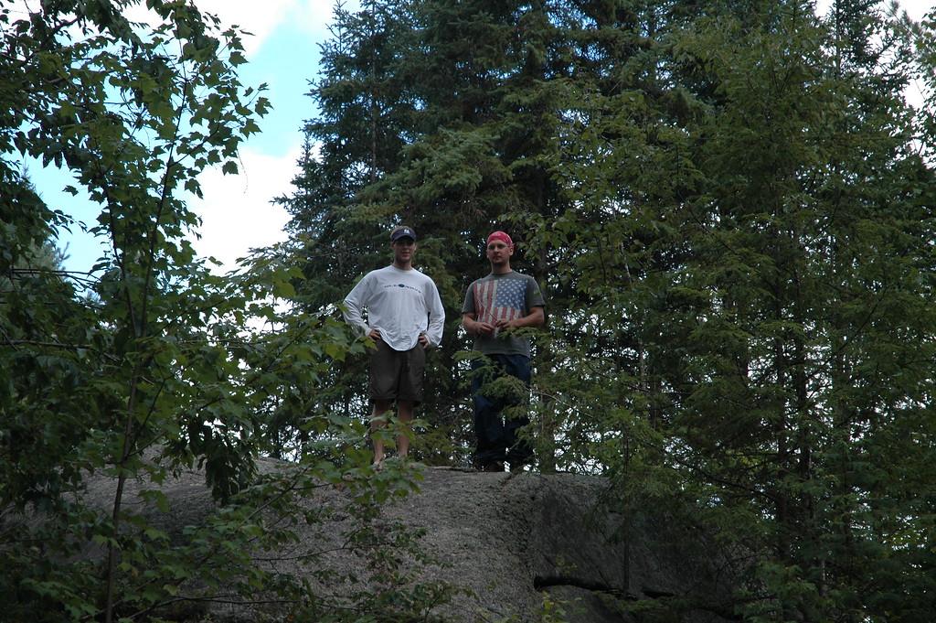 Scott and Mark.