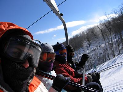 1/23/2005 Ski Trip