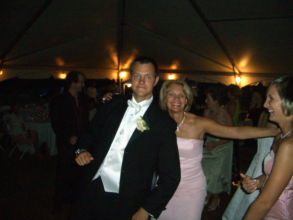 Matt Merrill, Sue Merrill