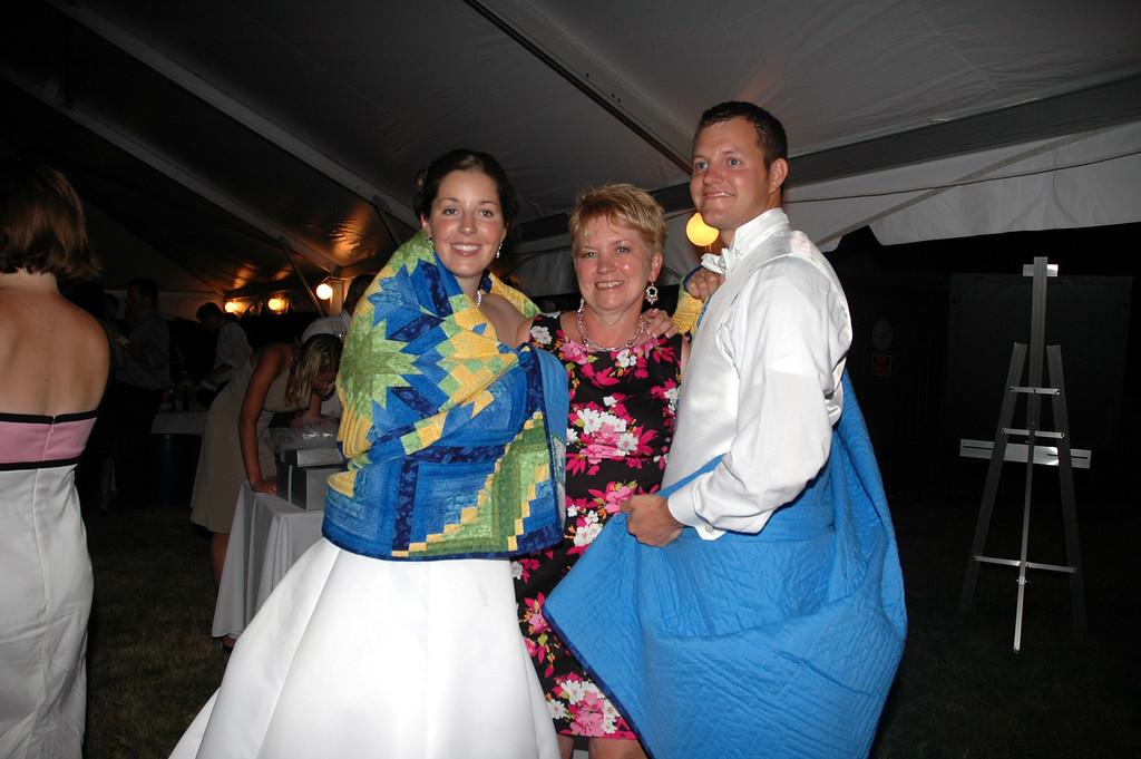 Emily Merrill, Melody Sloan, Matt Merrill