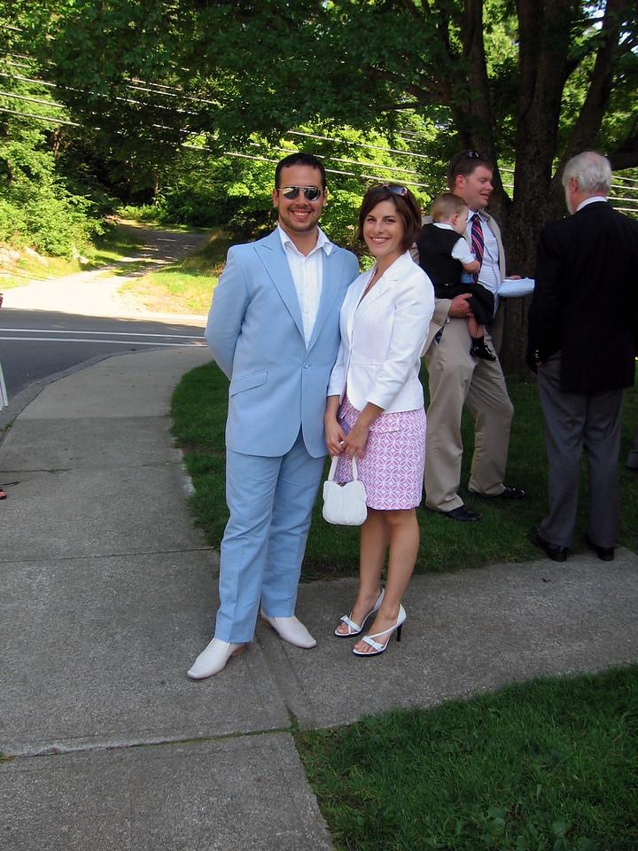 Steve Espinoza, Faith Manney