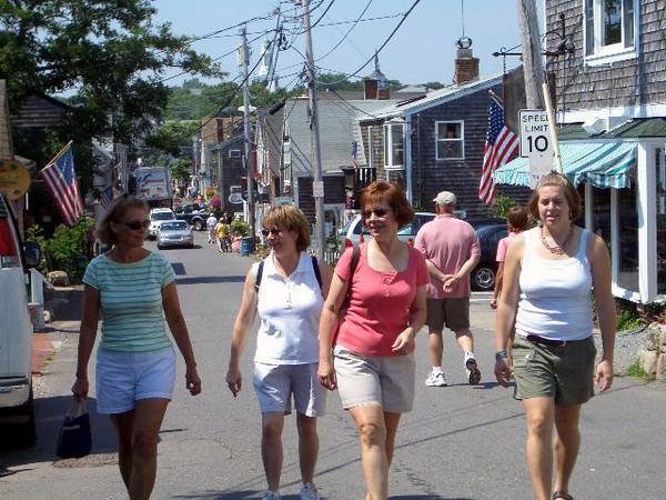 Sue Merrill, Pat Deutsch, Gail Espinoza, Cheryl Deutsch