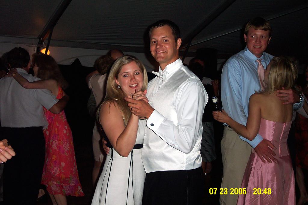 Amanda Sloan, Matt Merrill