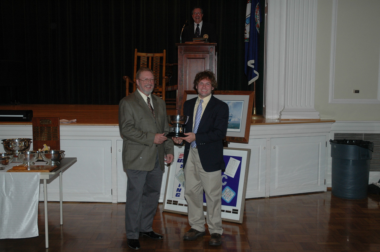 11/11/2006 FBYC Annual Awards - Jon Deutsch