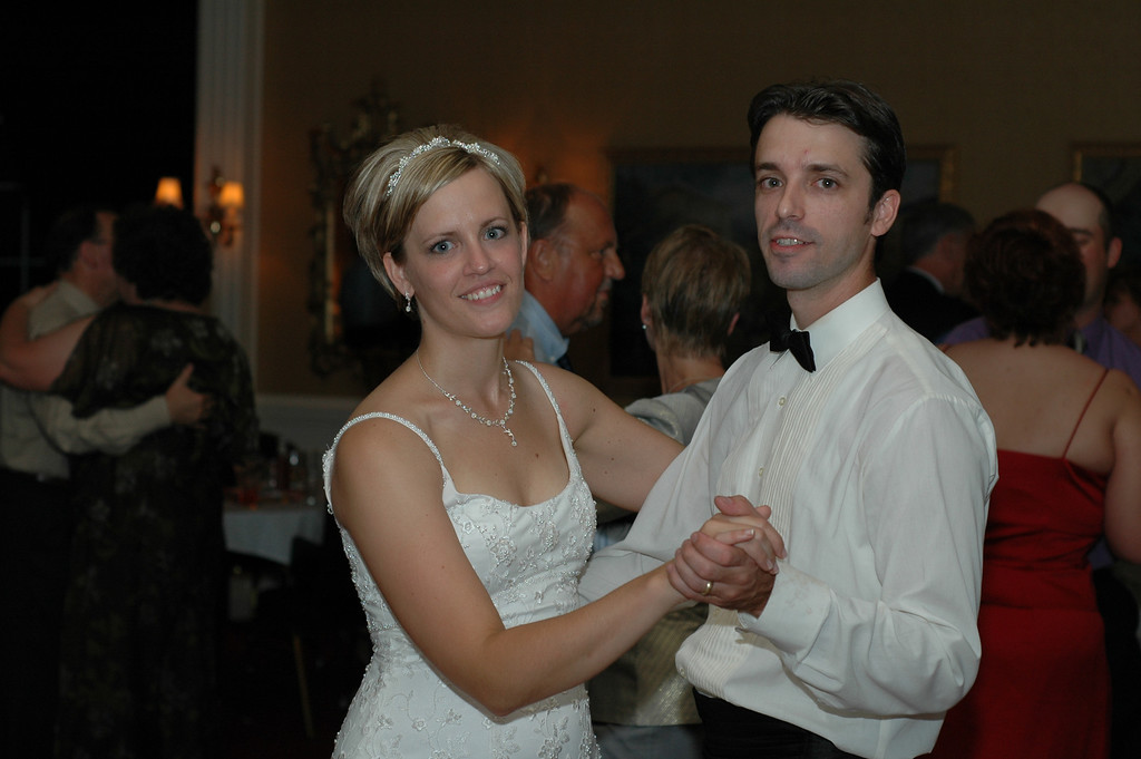 Sarah Wolf, Brian Grochocki