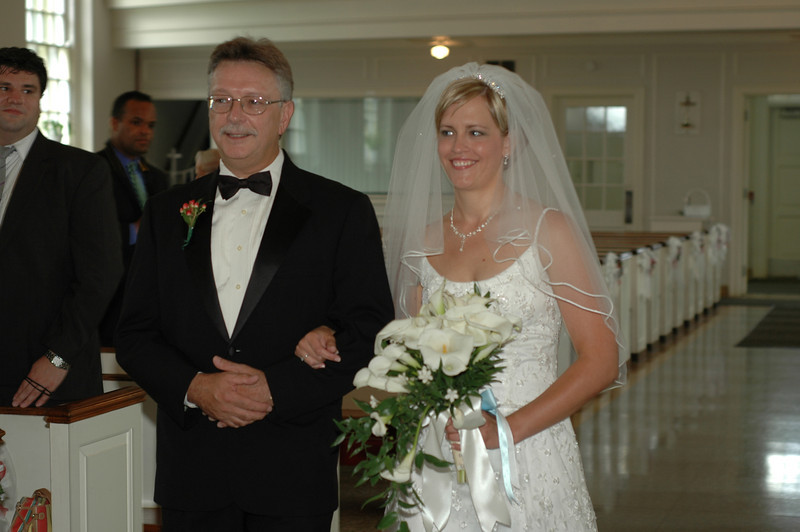 Don Grochocki, Sarah Wolf