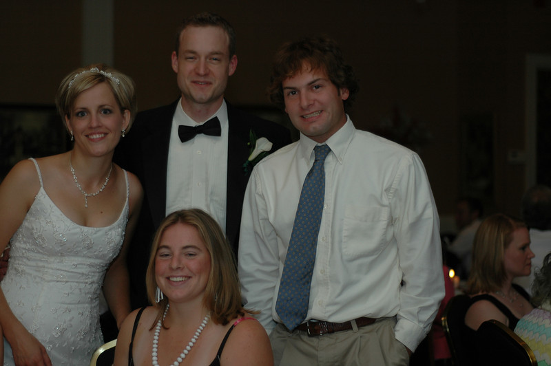 Sarah Wolf, Jason Wolf, Cheryl Deutsch, Jon Deutsch