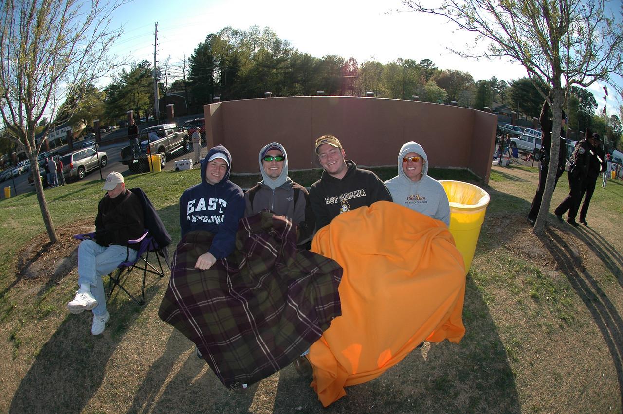 4/7/2007 Jon Deutsch, Chris Webster, Chris Kennedy, JG Ferguson