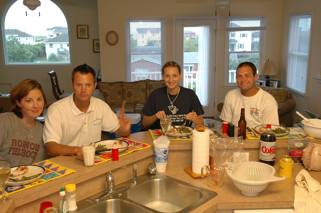Emily Merrill, Matt Merrill, Becky Merrill, Jon Deutsch