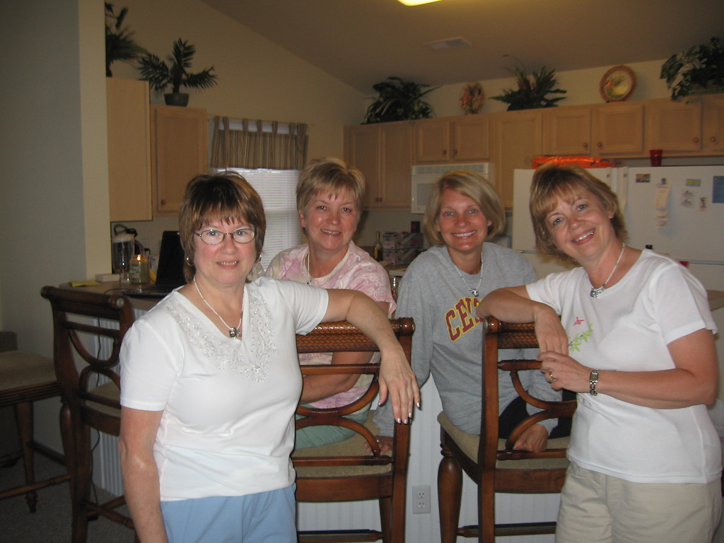 Pat Deutsch, Melody Sloan, Sue Merrill, Gail Espinoza