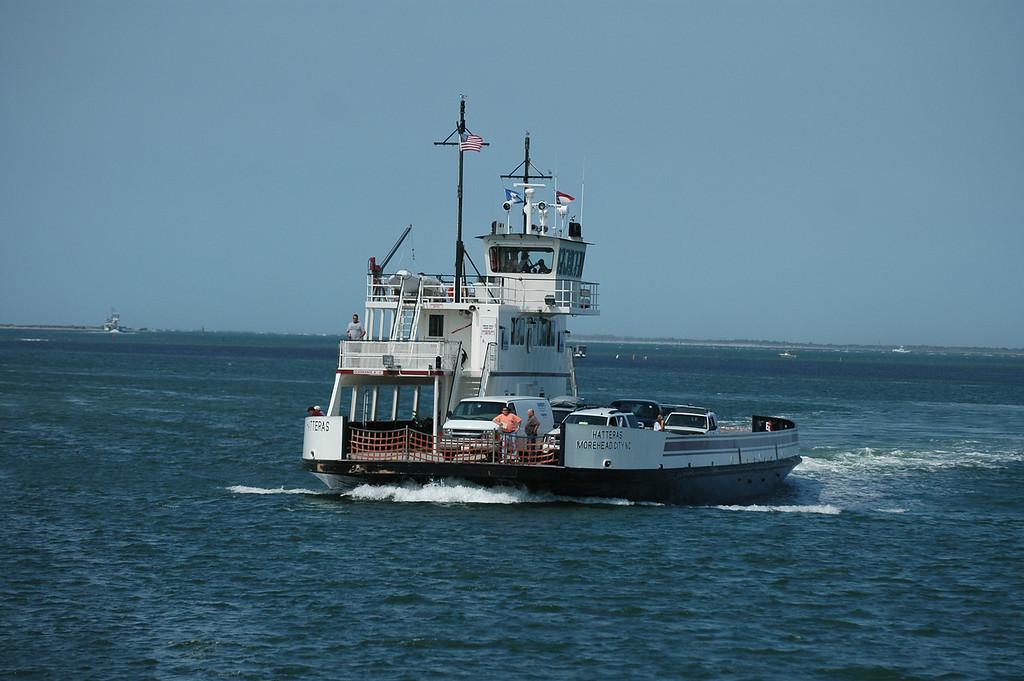 Hatteras Ferry