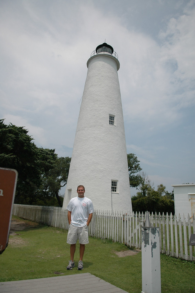 Ocracoke Light Station - Jon Deutsch