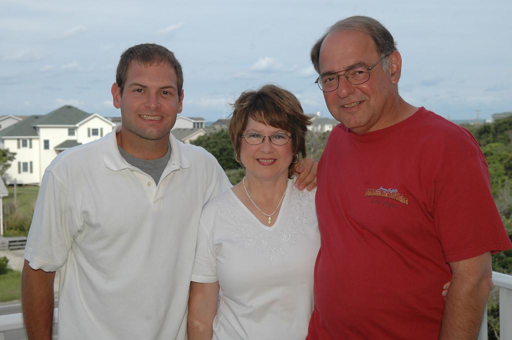 Jon Deutsch, Pat Deutsch, Stan Deutsch