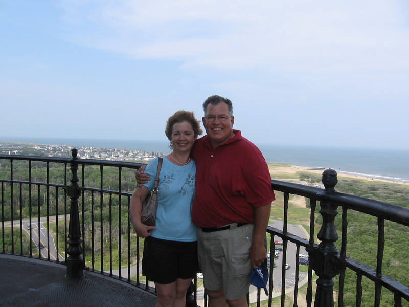 Cape Hatteras Light Station - Gail Espinoza, Mike Espinoza