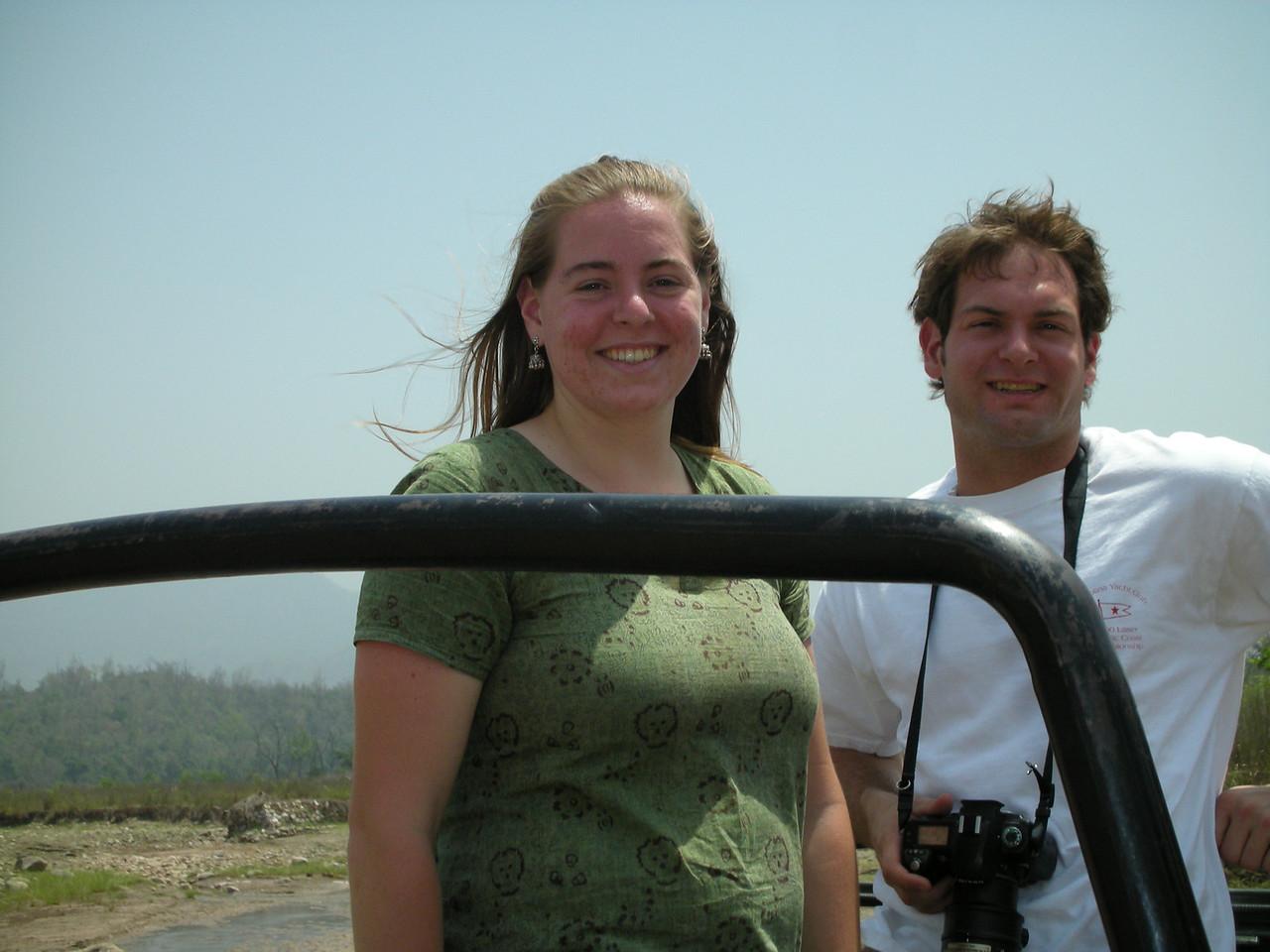 Rajaji National Park: Cheryl Deutsch & Jon Deutsch