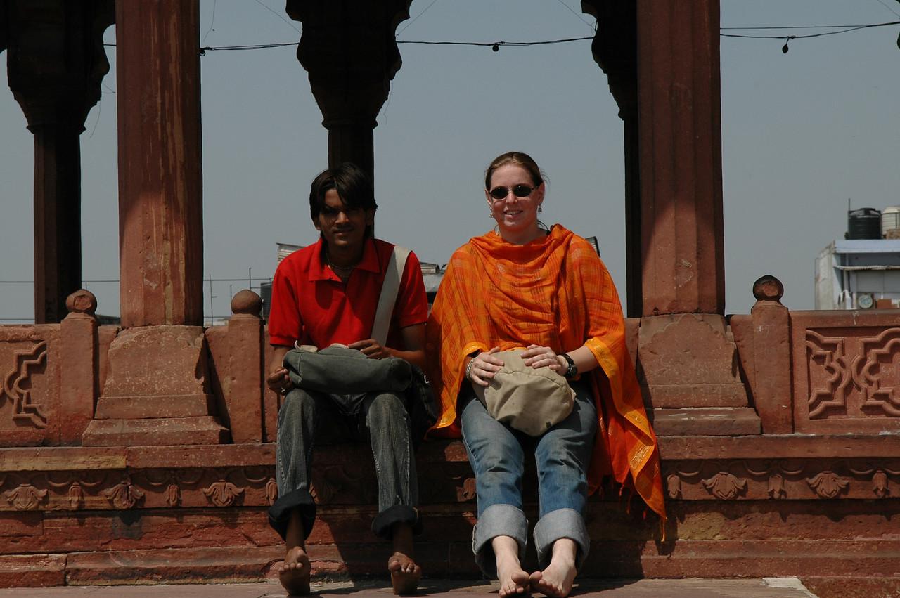 Delhi: Amar & Cheryl Deutsch