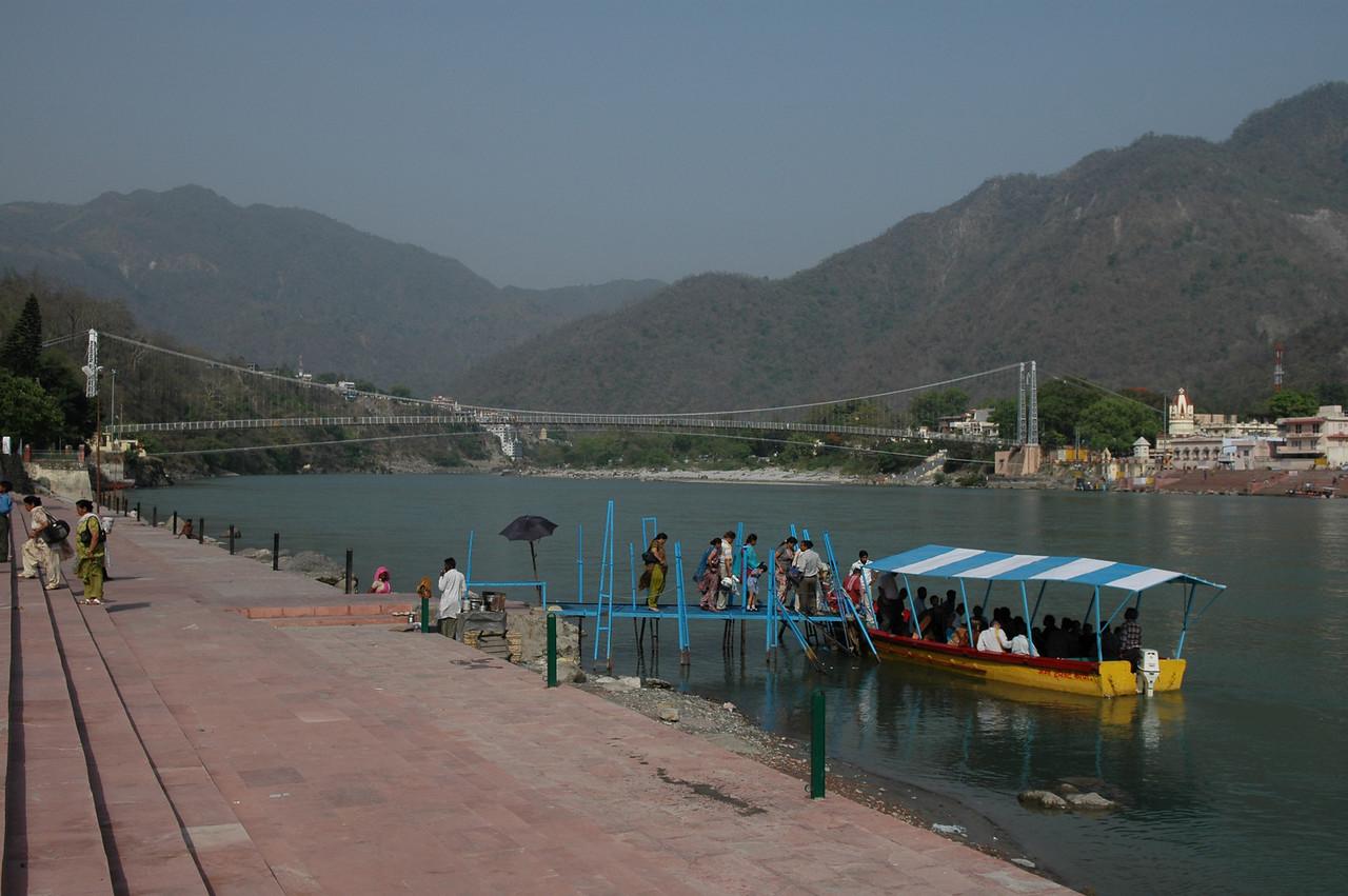 Rishikesh: Ganges River