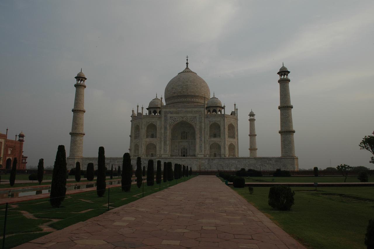 Agra: Taj Mahal