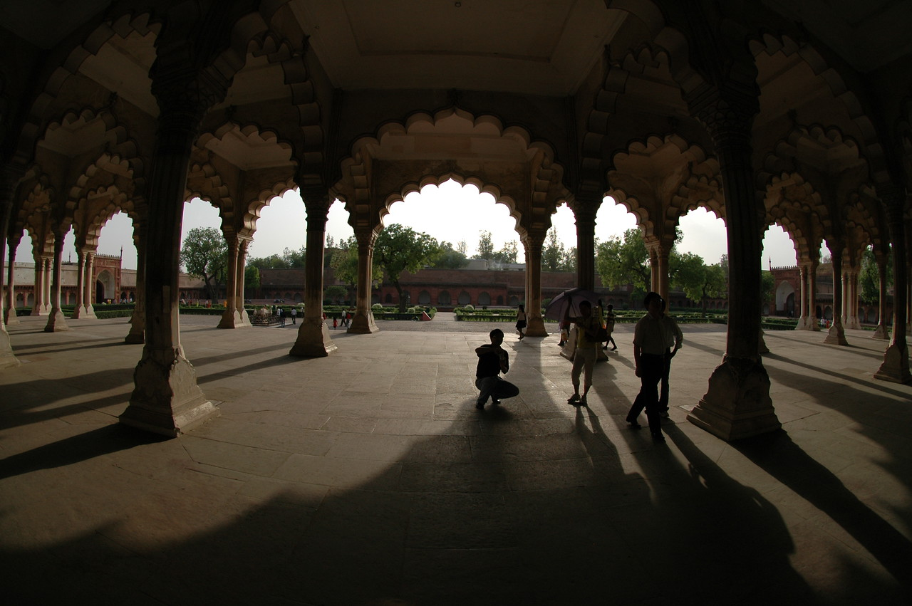 Agra: Red Fort