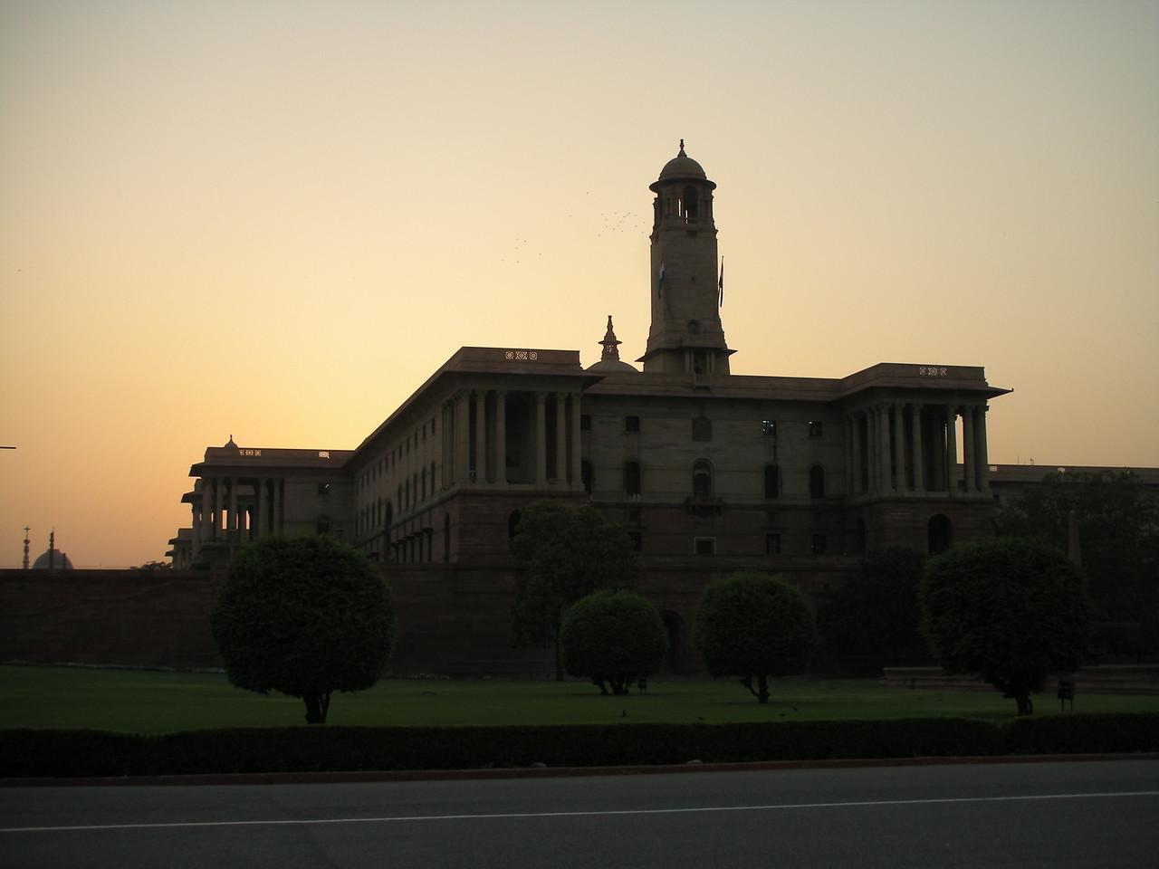 Delhi: Capitol