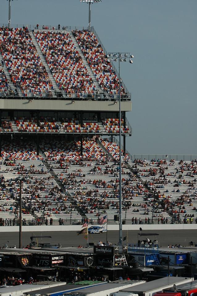 Commonwealth grandstand