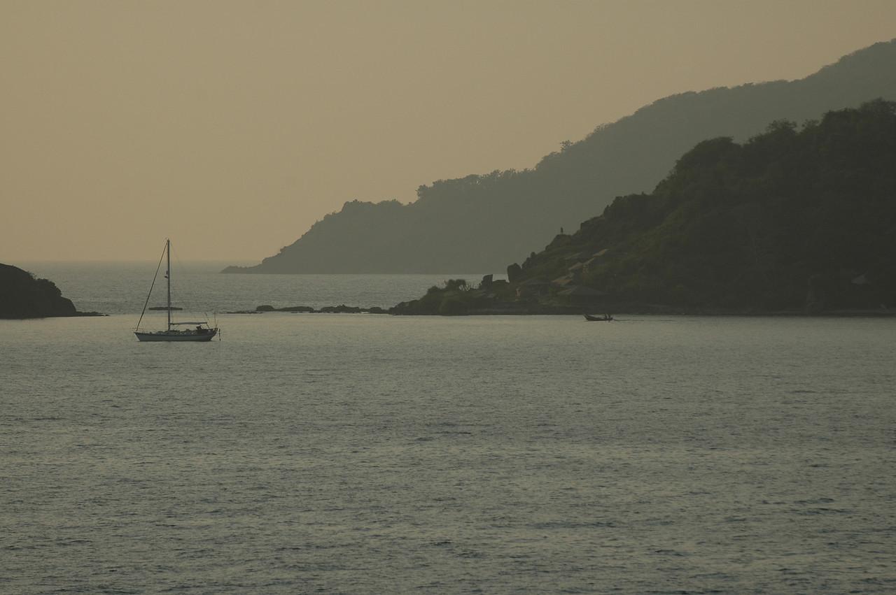 Bay near Palolem Beach