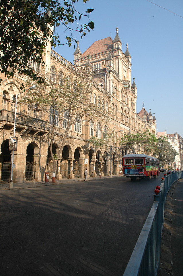 Elphinstone College in Mumbai