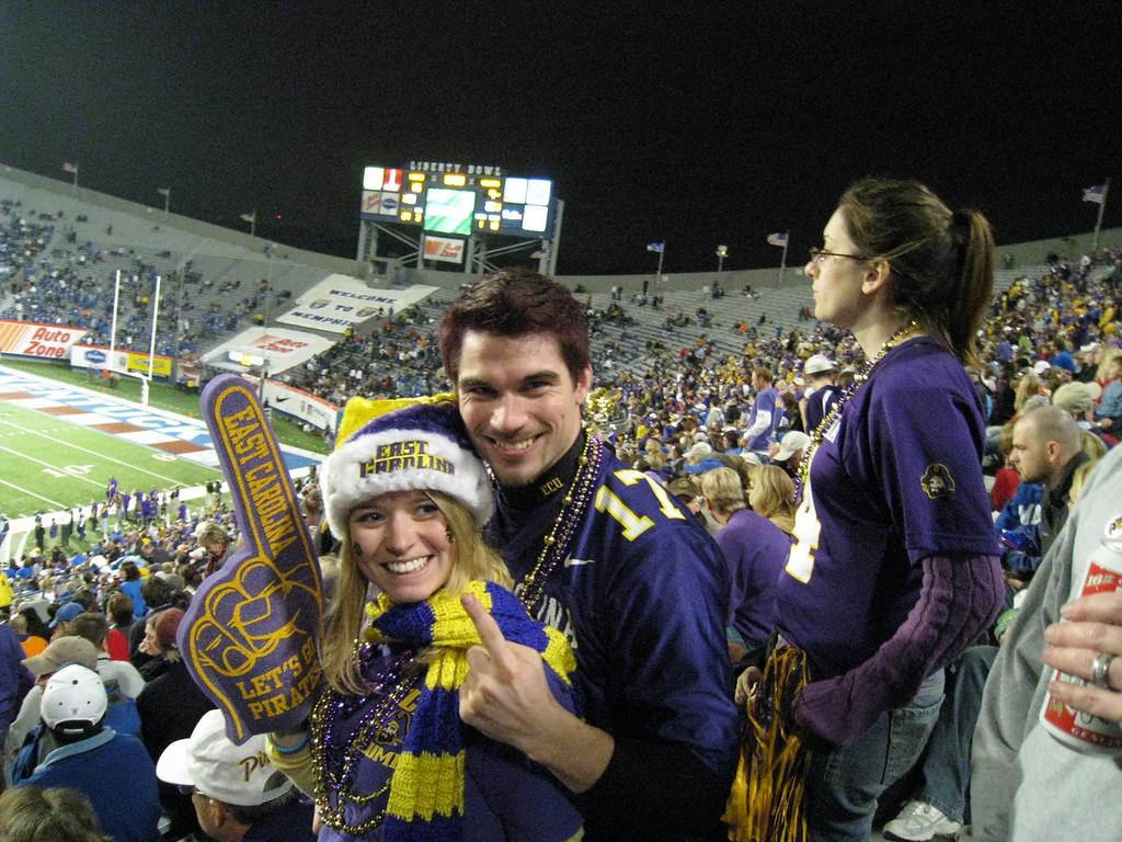 Rachel and Stephen