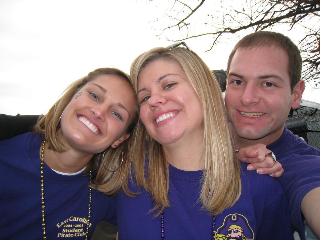 Stephanie, Jennifer and Jon